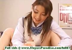 Porno: Natūralūs Papai, Ji Smauko, Uniformos, Meilutės