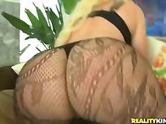 Porno: Suured Rinnad, Sukad, Võrksukad, Valge