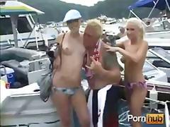Porr: Fest, Stripp, Blond, Voyeur