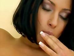 Porno: Raseeritud, Dildo, Beib, Masturbeerimine