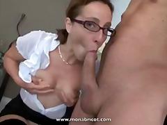 Porno: Sekretareshat