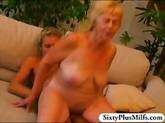 Porn: Հասուն, Միլֆ, Տատիկ, Հասուն