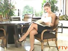 Porno: Yeniyetmə, Masturbasya, Oyuncaq, Dildo