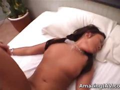 Porn: Kosmata Muca, Rjavolaska, Japonka, Fafanje