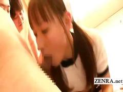 جنس: السمراوات, يابانيات, بنات مدارس