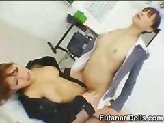 პორნო: ყლე, სექსაობა, სპერმა, ქალიშვილი