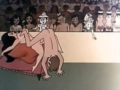 Pornići: Crtić, Njemački