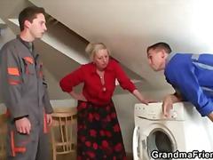 Porno: Mamytės, Senelės, Žmona, Realybė