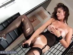 Porno: Rroba Najloni, Hollopke, Dildo, Tinejgjerkat