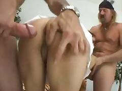 Porn: Gangbang, Požiranje, Dvojna Penetracija, Analno