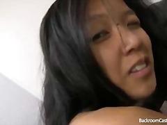 Porno: Kastings, Aziātu