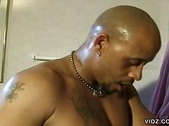 Porno: Negres, Oral, Dutxa