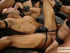 Porno: Stor Pik, Gruppesex, Anal