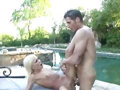 Порно: Басейн, Гарні, На Вулиці, Блондинки