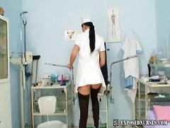 جنس: فردى, لعبة, منظار, ممرضات
