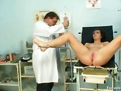 Porno: Amcıq, Yekə Deşik, Müayinə, Həkim