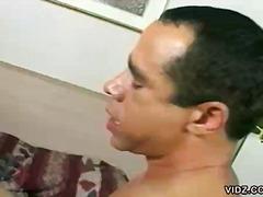 Porr: Par, Oralt, Svart, Hårdporr