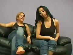 Porno: Brasileño, Fetiches De Pies
