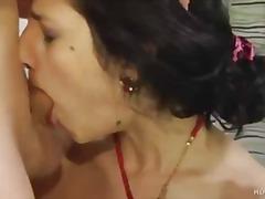 Lucah: Orgasma, Dalam Kerongkong, Hisap Konek, Stokin