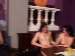 Porno: Qrup, Ağır Sikişmə