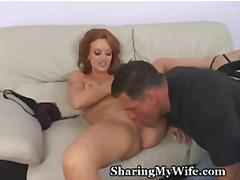 Porno: Svingeri, Meitenes, Orālā Seksa, Sieva