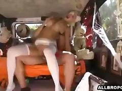 Porno: Sarışın