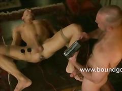 Porno: Fetiš, Nüpeldamine, Gei, Sidumine