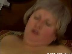 Porr: Par, Stora Bröst, Hårig, Bbw