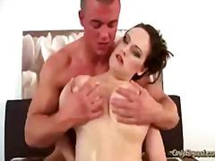 Porn: Joške, Fafanje, Drgnjenje Ob Joške, Velike Joške
