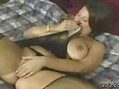 جنس: فردى, على السرير, نهود كبيرة, نكاح اليد