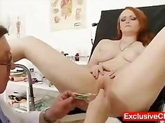 Porno: Medicīna, Piedauzīgie, Anālā Pavēršana, Ginekologs