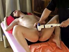 Porno: Massaaž, Lähivõte, Seksimänguasi