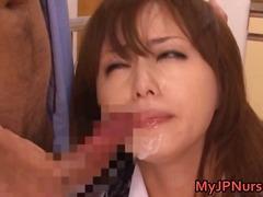 Porr: Sädesvätska, Uniform, Avsugning, Japansk