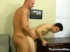 Porno: Jovencitos Gays, Anal, Oficina, Hardcore
