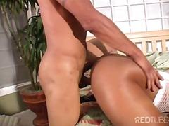 ポルノ: セックス, 剃毛, 黒い肌, フェラチオ