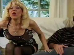 Porno: Staršie Ženy, Blondínky, Trojka, Tvrdé Porno