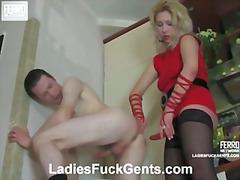 ポルノ: ペニスバンド