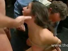 پورن: فتیش, برده, شدید, در کونی
