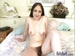 Marci loves black cock