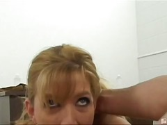 Porn: Milf, Fafanje, Blondinka, Hardcore