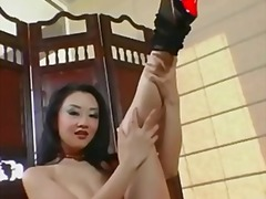 Porno: Striptiz, Masturbasya, Sataşmaq, Amcıq