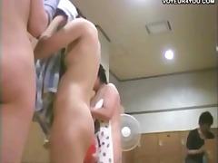 جنس: تجسس, يابانيات, كاميرا حية, دش
