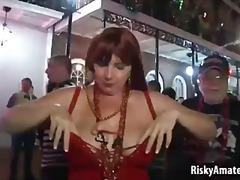 جنس: مراهقات, حفلة, بنات, في العلن