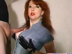 Porno: Flokëkuqe, Zonja, Trashalluqet, Me Përvojë