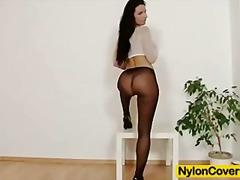 Porno: Neylon, Irgənc, Kalqotkada, Masturbasya
