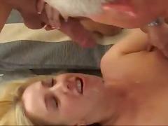 Porn: Obrazno, Fafanje, Blondinka, Zunanji Izliv