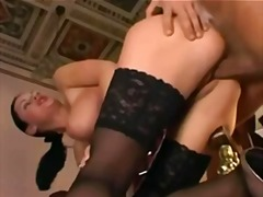 Porno: Milzīgi Pupi, Gribošie, Orālais Sekss, Meitene
