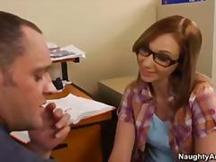 Porn: Učitelj, Študentka, Drgnjenje Ob Joške, Poredna