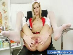 جنس: ممرضات, لعب جنسية, نشوة, غريب جداً