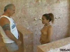 Porno: Oralinis, Azijietės, Vonioje, Baseine